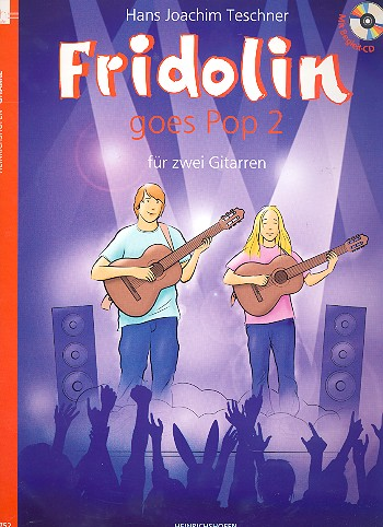 Teschner, Hans Joachim - Fridolin goes Pop Band 2 (+CD) :