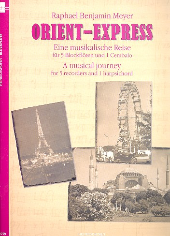 Meyer, Raphael Benjamin - Orient-Express :
