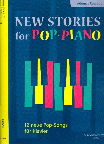 New Stories for Pop-Piano : - Vollanzeige.