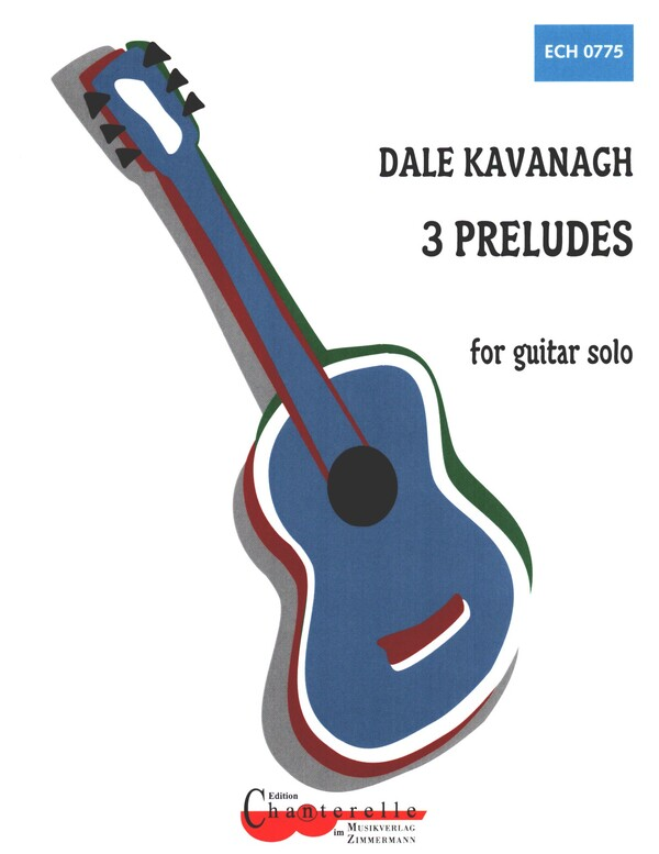 3 Preludes: for guitar