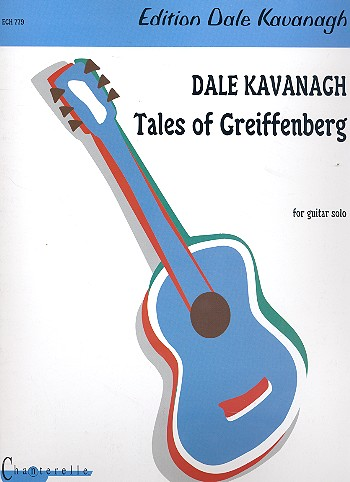 3 Tales of Greiffenberg: for guitar