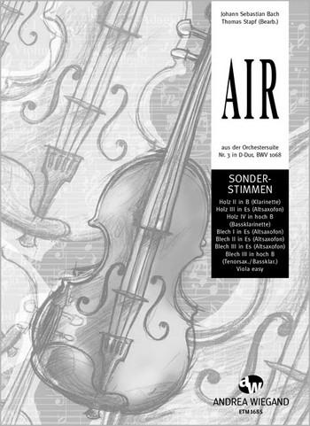 ETM168S Air BWV1068: für Orchester