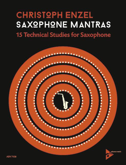 Saxophone Mantras : - Vollanzeige.