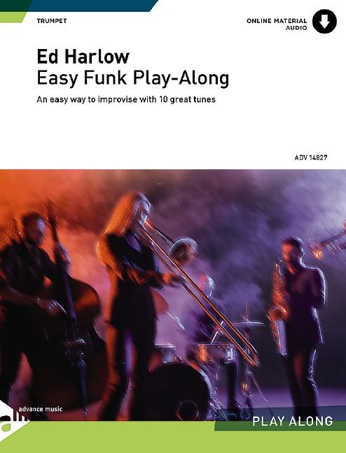 Easy Funk Playalong (+CD): für 1-4 Trompeten