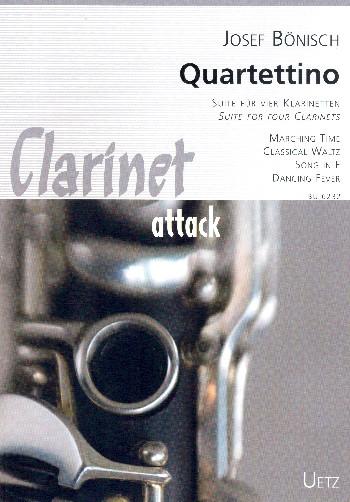 Quartettino : - Vollanzeige.