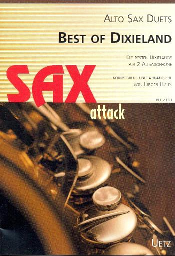 Best of Dixieland: für 2 Saxophone (AA)