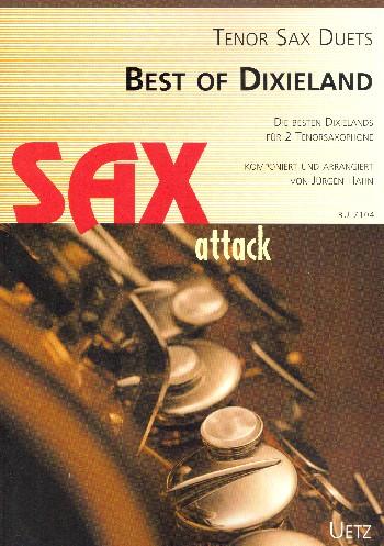 Best of Dixieland: für 2 Saxophone (TT)