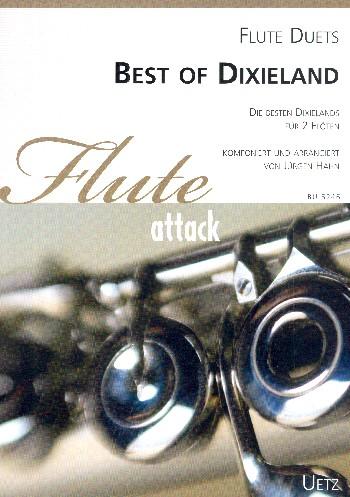 Best of Dixieland: für 2 Flöten