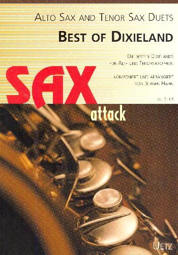 Best of Dixieland: für 2 Saxophone (AT)