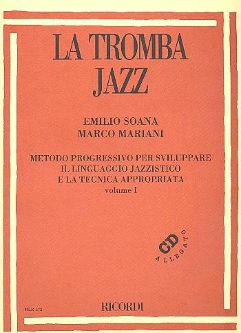 La Tromba Jazz vol.1 (+CD): für Trompete