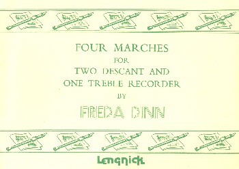 Dinn, Freda - 4 Marches :