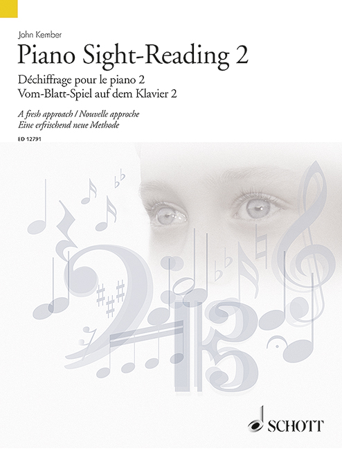 Kember, John - Piano Sight-Reading vol.2 (en/frz/dt)