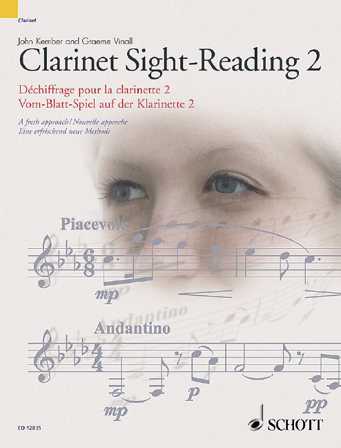 Kember, John - Clarinet Sight-Reading vol.2 (en/frz/dt)