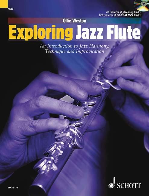 Exploring Jazz Flute (+CD): for flute (en)