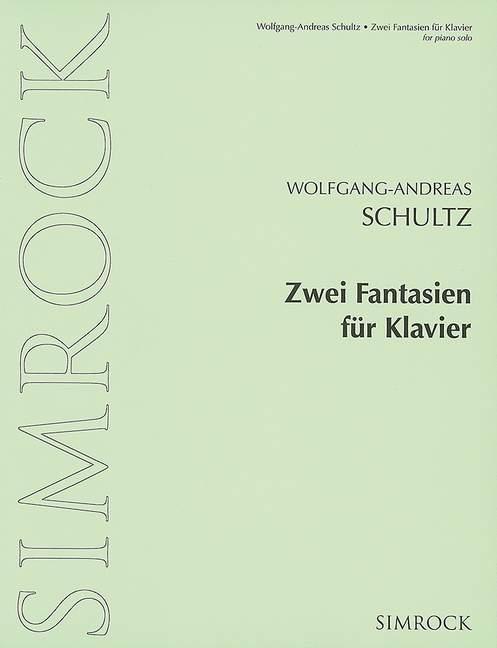 2 Fantasien: für Klavier
