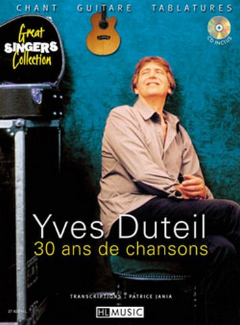 30 ans de chansons (+CD): songbook chant/guitare/tablatures
