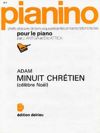 ADAM Adolphe: Noël - Pianino 1 piano