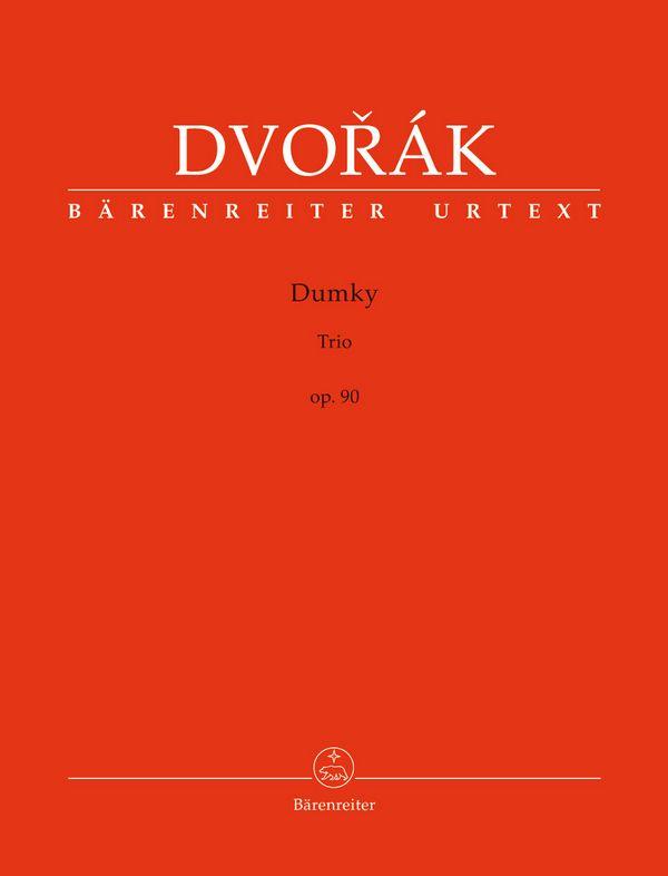 Dvorak, Antonin - Trio e-Moll op.90 :