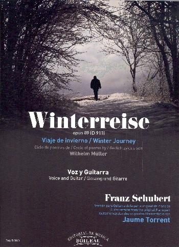 Torrent, Jaume - Winterreise :