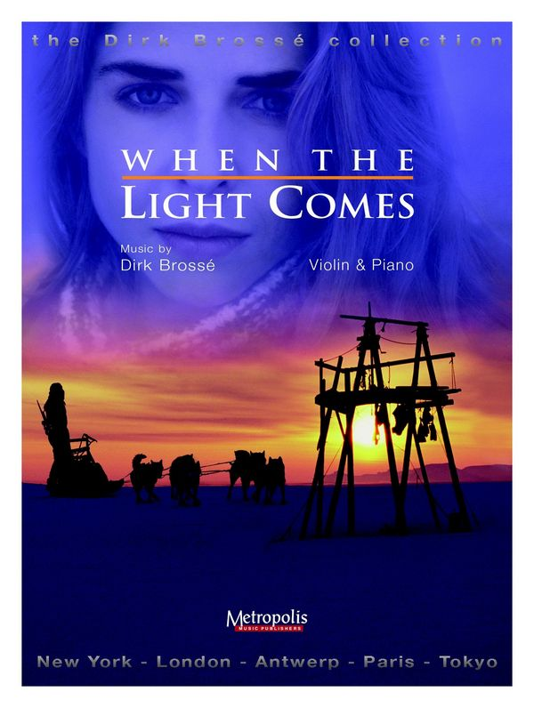2 Pieces from When the Light comes: for violin and piano