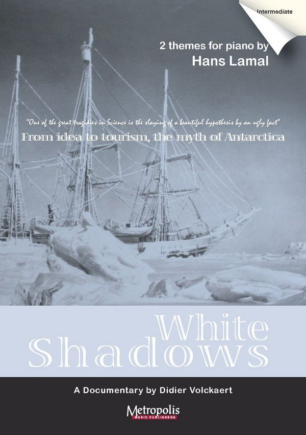 2 Themes of White Shadows: for intermediate piano