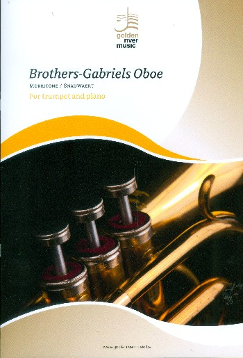 Brothers and Gabriels Oboe: for trumpet and piano