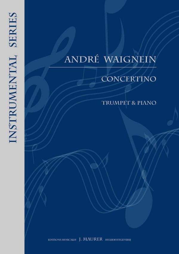 Concertino: for trumpet and piano