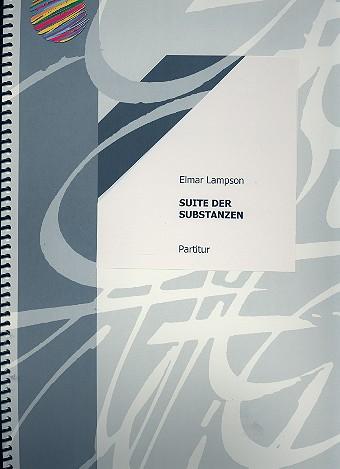 Suite der Substanzen Teil 1: für 2 Klaviere und Schlagzeug