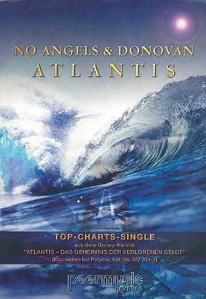 Atlantis - Das Geheimnis der verlorenen Stadt: Einzelausgabe