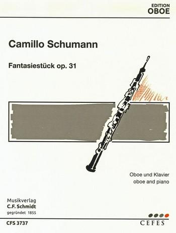 Fantasiestück opus.31: für Oboe und Klavier