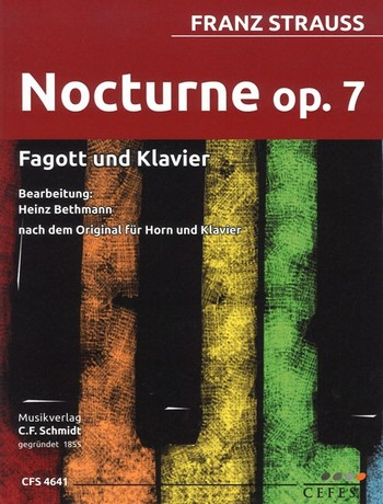 Strauss, Franz - Nocturne Nr.7 :