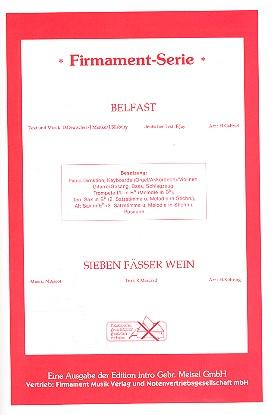 Belfast und Sieben Fässer Wein: für Salonorchester
