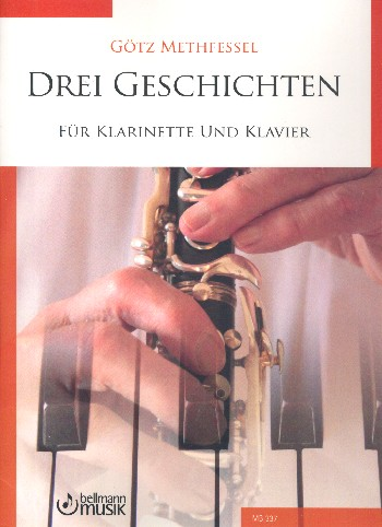 3 Geschichten: für Klarinette und Klavier