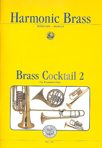 - Brass Cocktail Band 2 : für Posaunenchor