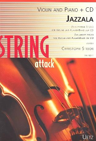 Jazzala (+CD): für Violine und Klavier