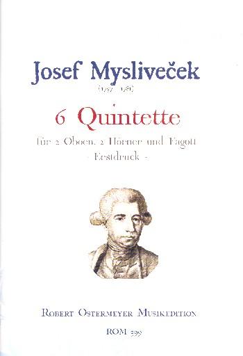 6 Quintette : - Vollanzeige.