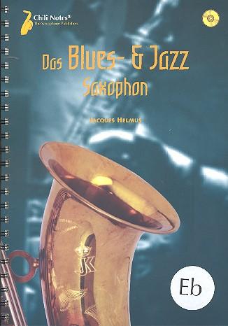 Das Blues- und Jazz-Saxophon (+ 2 CD\