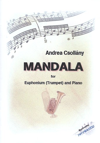 Mandala: für Euphonium (Trompete) und Klavier