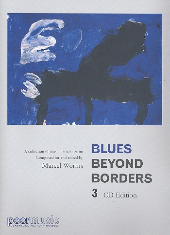 Blues beyond Borders vol.3 (+CD): for piano
