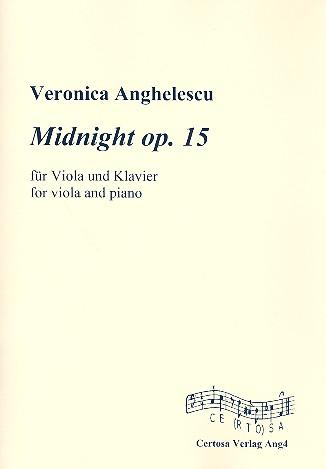 Midnight opus.15: für Viola und Klavier