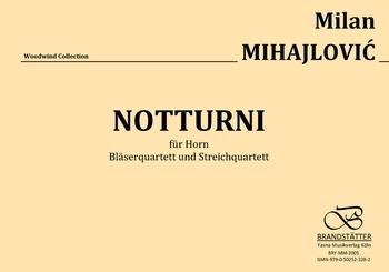 Notturni: für Horn, Bläser und Streicher