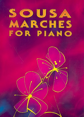 Marches: for piano