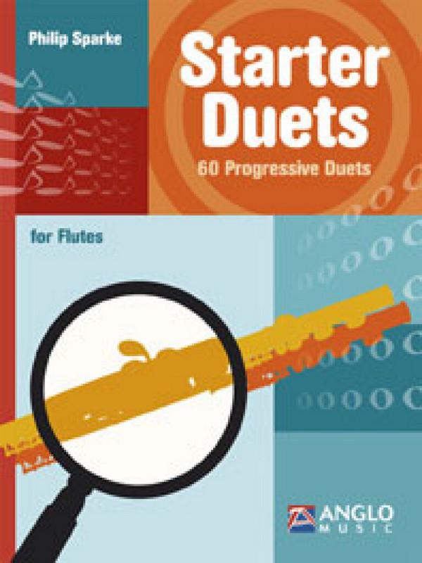 Starter Duets: for 2 flutes score