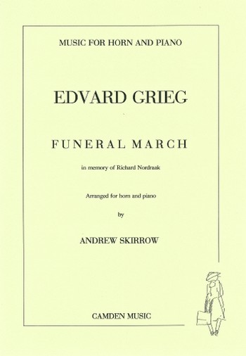 Funeral march in Memory