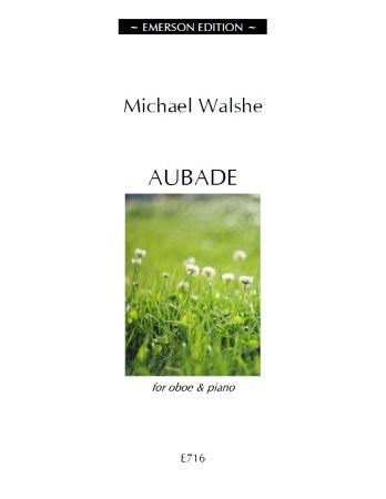 E716 Aubade: for oboe and piano