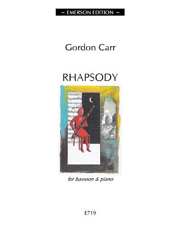 E719 Rhapsody: for bassoon and piano