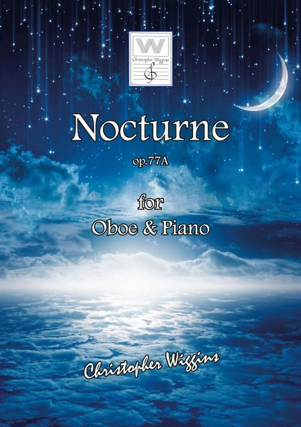 Nocturne opus.77a: for oboe and piano