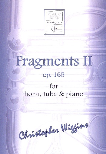 Fragments no.2 opus.165: for horn, tuba and piano