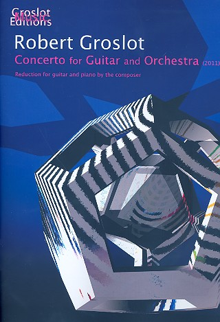 Concerto for Guitar and Orchestra: for guitar and piano