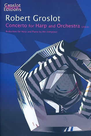 Concerto for Harp and Orchestra: for harp and piano